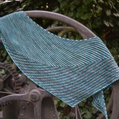 ca3779ef882 Unchained Melody návod na šátek